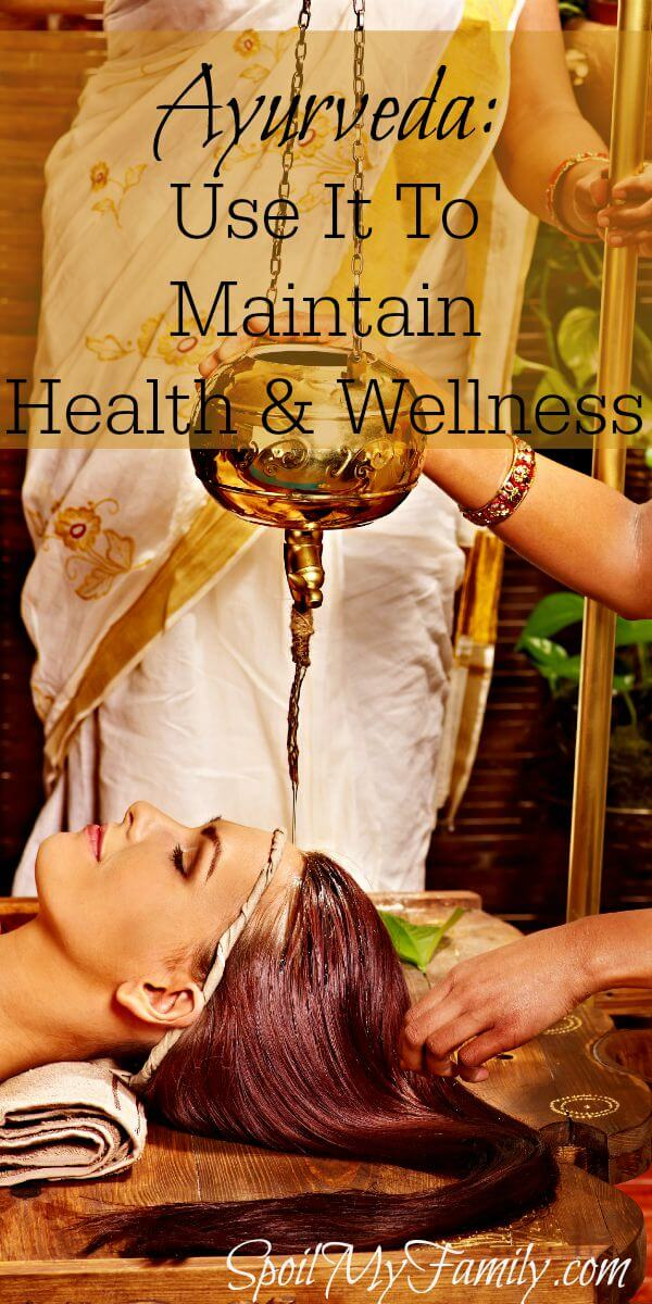 Ayurveda is an ancient health system that focuses on achieving and maintaining wellness. www.themidlifemamas.com #ayurveda