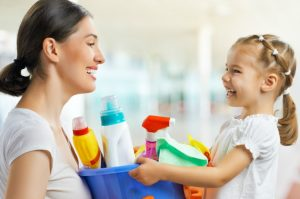 Clean without Toxic Chemicals: Kids' Rooms