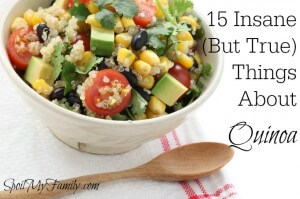 15 Insane (But True) Things about Quinoa