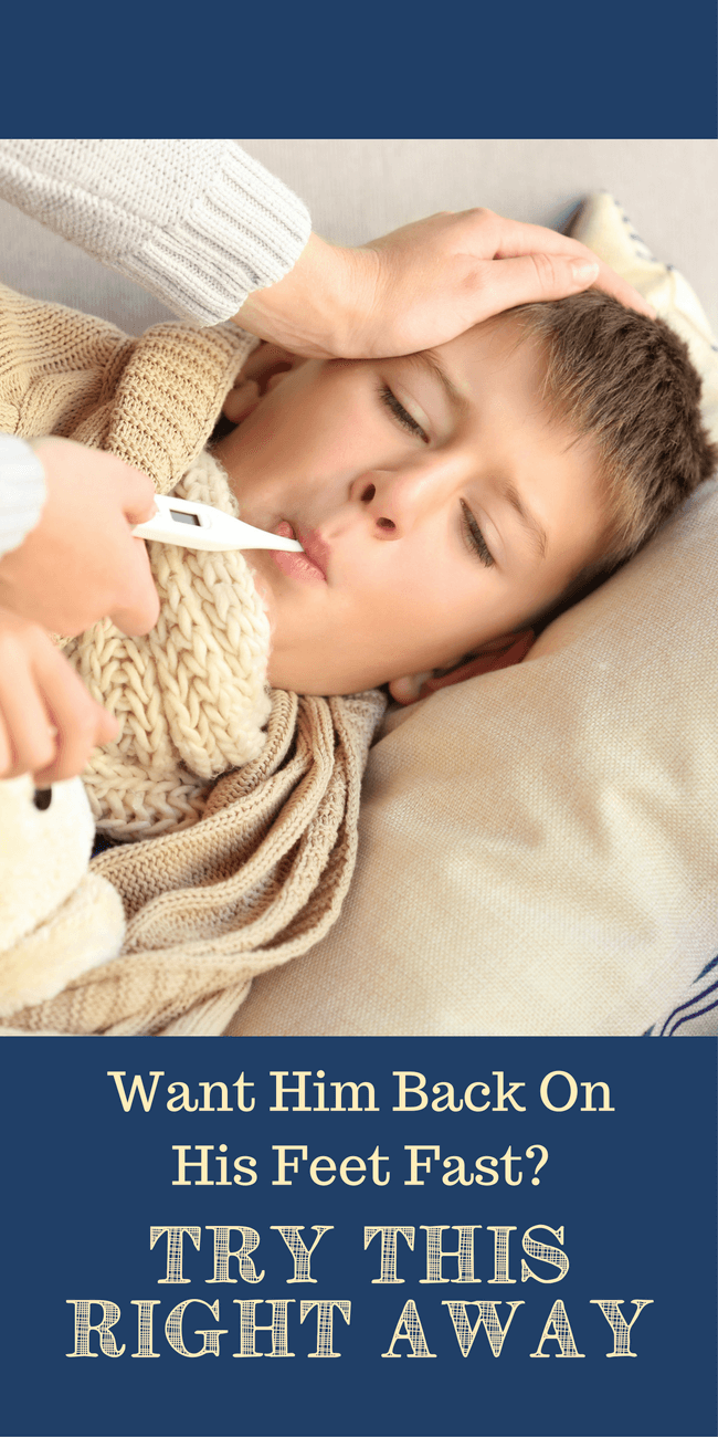 Do this when you feel the first sniffle! Essential oils are great for supporting your immune system! www.themidlifemamas.com