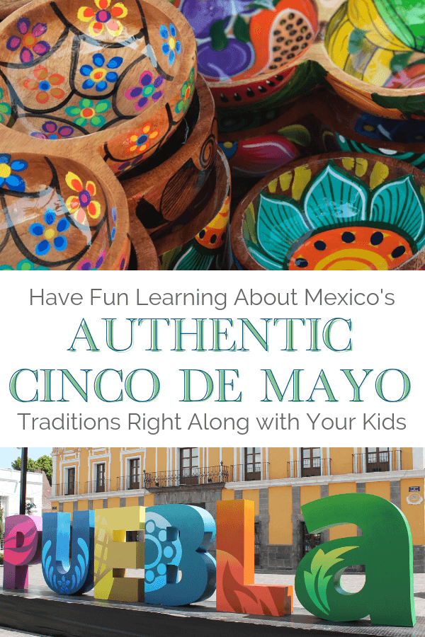 Cinco de Mayo is a fun time for learning a bit of authentic Mexican culture. Kids will have a wonderful time with any or all of the fun activities, projects, and ideas collected here to teach them about the authentic art, history, food, crafts, and games of a traditional Cinco de Mayo celebration in Mexico. I used these ideas as a homeschool unit study about Mexican culture and both of my boys loved it! #Mexcianculture #cincodemayo #unitstudy