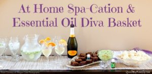 Spa-Cation Getaway- At Home with Your Girls