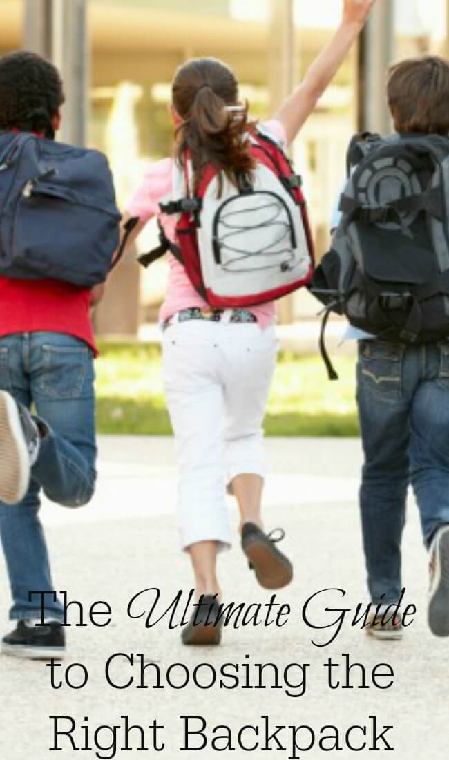 Find the very best tips and tricks for getting your child the perfect back to school backpack. www.themidlifemamas.com