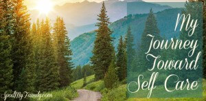 The journey to learn the art of self awareness and self care, as with all others, can start with one simple step. www.themidlifemamas.com #selfawareness #selfcare #livesimply