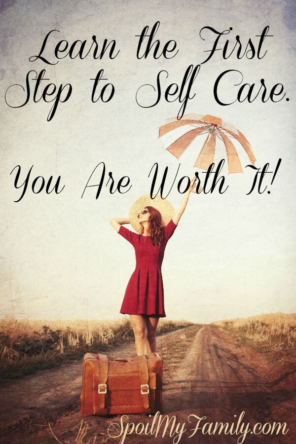 The journey to learn the art of self awareness and self care, as with all others, can start with one simple step. www.themidlifemamas.com #selfawareness #livesimply #selfcare