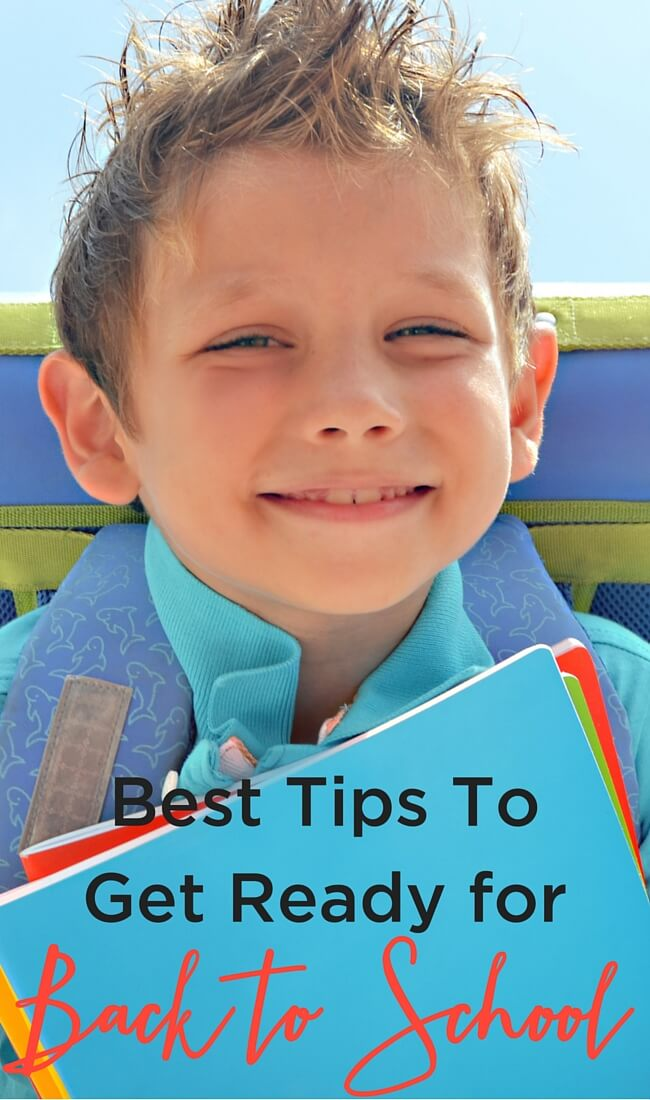 My boys are ready and now I've got to get ready for back to school. Here are a few simple tips to keep everyone healthy and at their best for the year! www.spoilmyfamily.com
