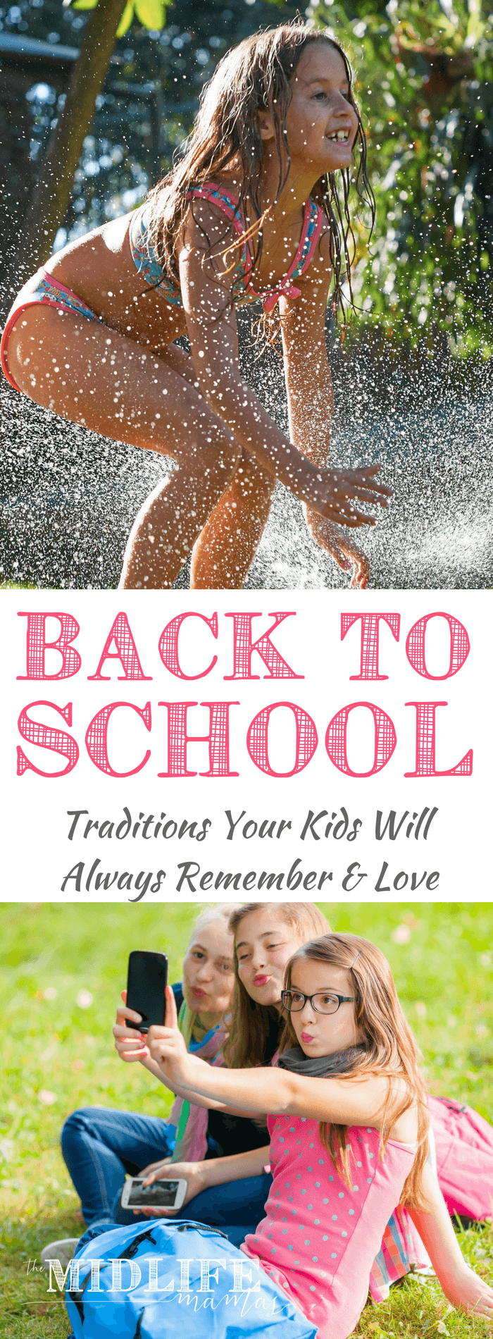 After you've slogged through all the back to school ideas, hacks, and essentials, it's time to throw the kids a party they will never forget! Go shopping, grab some quick snacks, and invite all their friends over to celebrate going back to school in style. And don't forget the pictures!!! #backtoschool #party