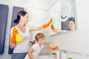 The Ultimate Green Cleaning Guide to Your Bathroom