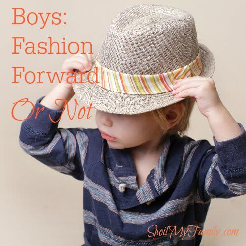 Do boys care about what they wear? Or don't wear? www.themidlifemamas.com #boysfashion