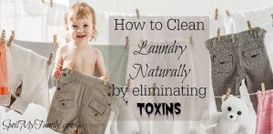 Traditional laundry products emit volatile organic compounds, several of which are classified as carcinogens. Want to know how to eliminate them and what to replace them with? www.themidlifemamas.com