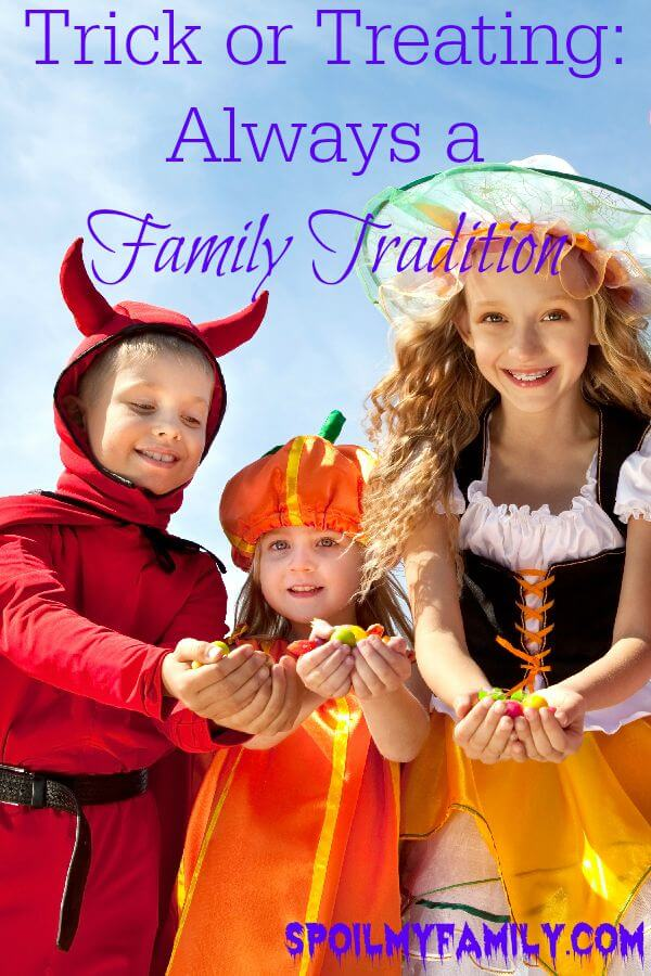 Halloween marks the start of the official holiday season for us. The excitement that children feel on Halloween is something so special to take part in. I'm sharing some of my family's Halloween traditions. www.themidlifemamas.com #familytraditions #halloweentraditions #halloweenfun