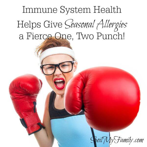 Keeping your immune system at its very best will help it do exactly what it was perfectly designed to do - keep you healthy. www.themidlifemamas.com #naturalallergyrelief #allergyrelief