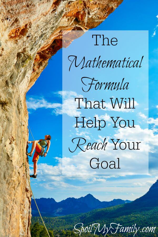 Having and achieving personal goals almost always involves some level of self awareness and self care. I've got a simple mathematical formula to get you there! www.themidlifemamas.com #selfawareness #selfawarenesssunday #reachgoals