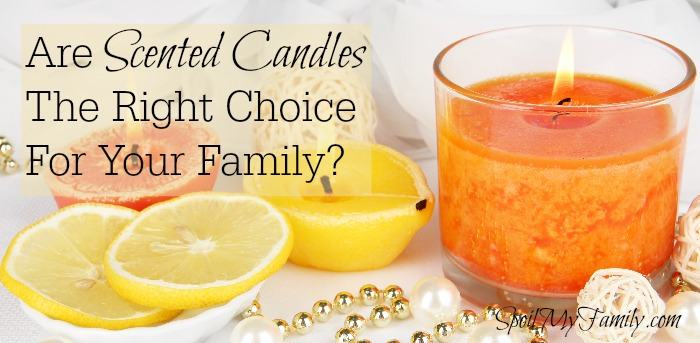 Are your scented candles releasing toxins into your home? Carcinogens? Find out the best alternatives and still keep your home wonderfully scented! www.themidlifemamas.com #scentedcandles #toxiccandles #essentialoils #beeswaxcandles
