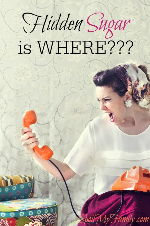 Where are the most common but unexpected places to find hidden sugar? www.themidlifemamas.com