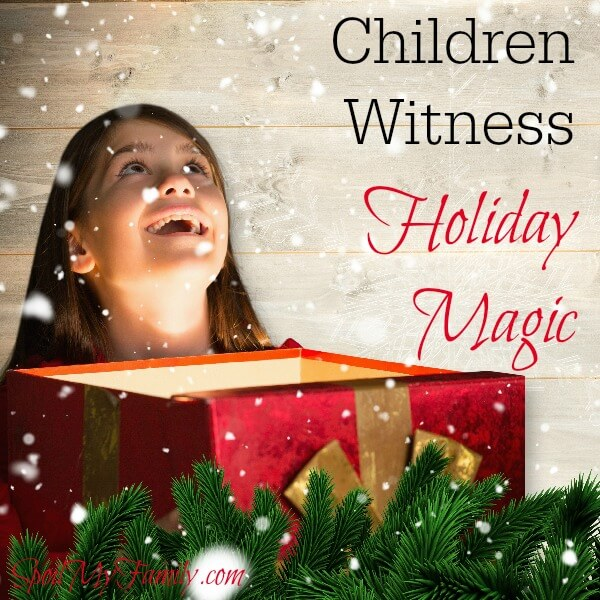 Teaching children about the real magic of the holiday season is a lot of fun for you and the perfect learning experience for them. Here are some great ideas and resources. www.themidlifemamas.com #holidaycharity #familygiving #holiday