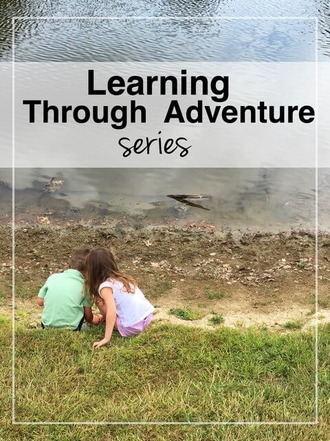 Learning Through Adventure Series