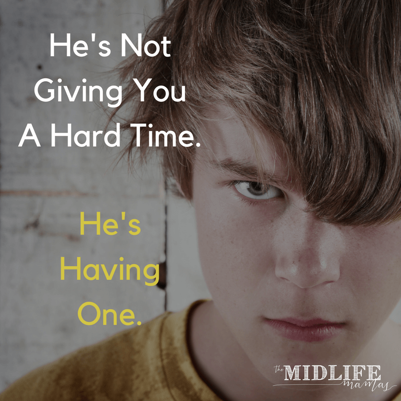 As a mom, it's hard to watch your highly sensitive child turn into an angry kid right before your eyes! Parenting and learning how to deal with an angry kid is not what any of us planned for. But, there is good news – there are ways to manage anger, sensory hacks, and coping skills. This article is a really good and easy place to start once you've gone beyond the usual suspects. Two common causes of angry kid behaviors are sugar sensitivity and worries. This helps with both! #angrychild #intensechild www.themidlifemamas.com