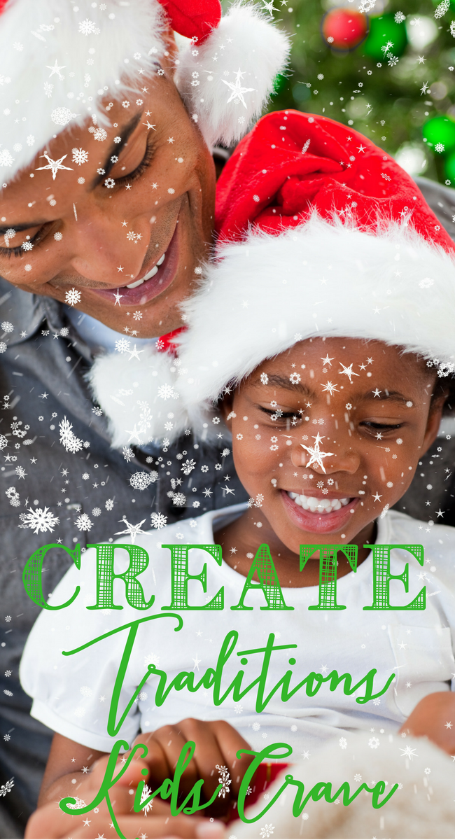 There's one sure fire way to create amazing Christmas traditions that your kids will crave year after year. I love this! www.themidlifemamas.com