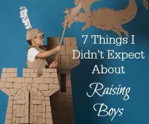 Mothering boys can be tough, but mothering boys is also filled with wonderful surprises! I love these! www.themidlifemamas.com