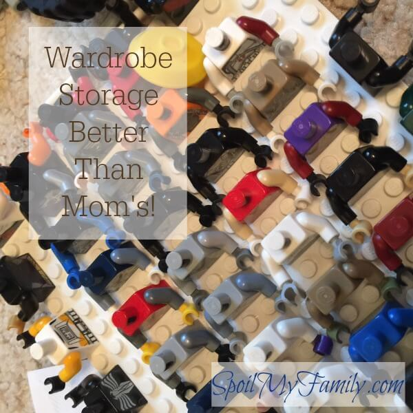 Lego organization may be easier for your child than you think! www.themidlifemamas.com