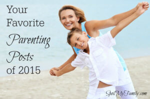 Your Favorite Parenting Advice from 2015