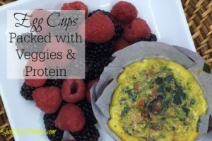I loved these egg cups! Egg cups are a great way to start your day getting in a serving of veggies and some great protein that will keep you feeling full longer! www.themidlifemamas.com