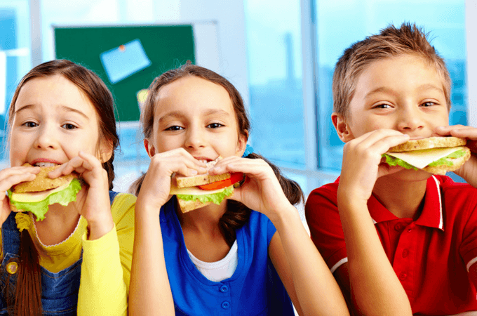 Finding healthy lunch ideas that kids and teenagers will actually eat is a real challenge and probably my least favorite part of motherhood. School lunch ideas really can be healthy, easy, and quick to put together. If you're looking for tips, ideas and recipes for easy lunches for kids AND ideas to get those healthy meals eaten – here's where you'll find over 150 easy, quick, and healthy school lunch ideas for all kids. #schoollunchideas #healthylunchideas #backtoschool www.themidlifemamas.com