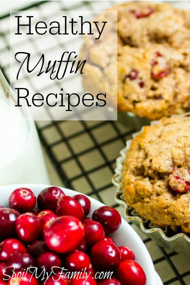 I love healthy muffin recipes! I use healthy muffins at our house for so many things! Many of these healthy muffin recipes are allergen free or can easily be made allergen free muffin recipes! www.themidlifemamas.com
