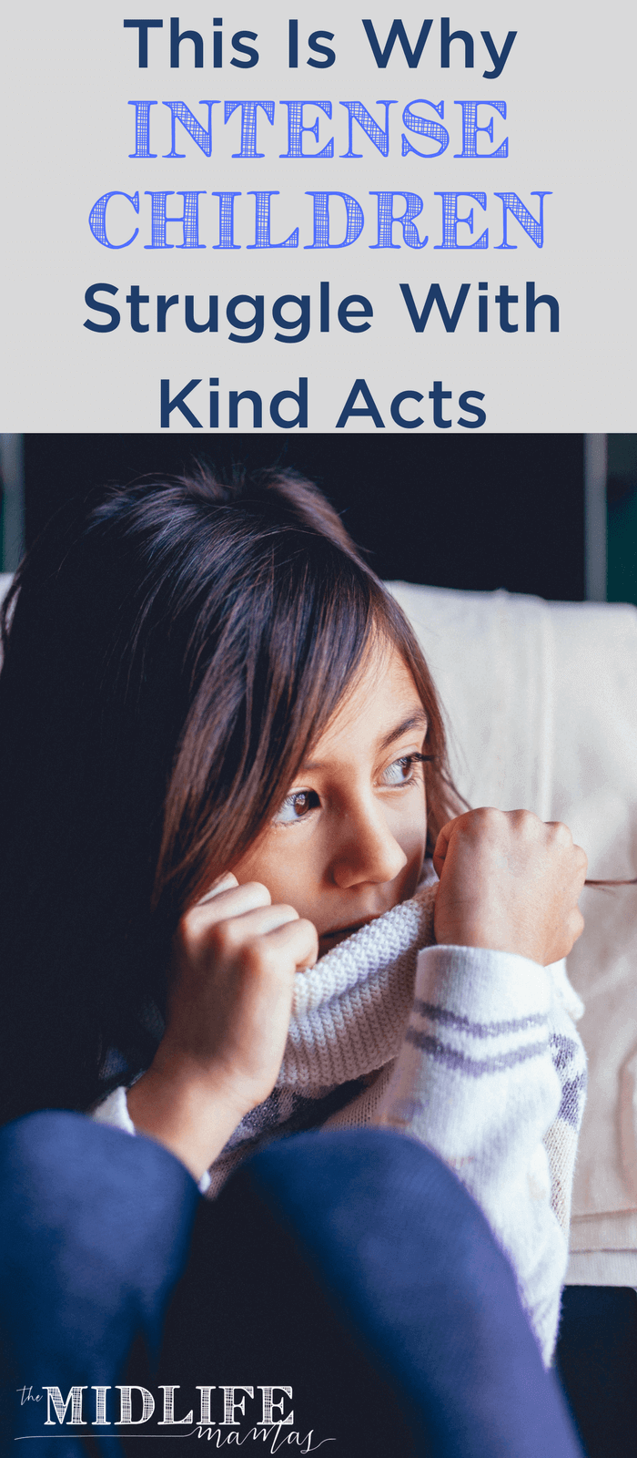 Acts of kindness can be difficult for highly sensitive children and here are some sure fire ways to help them get through it. They already have both kindness and empathy - they just need to learn the skills to not be overwhelmed by them! This is a great act of kindness for the whole family! www.themidlifemamas.com