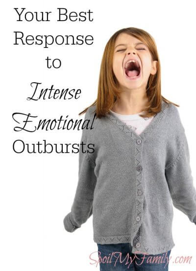 If you have children, you know they have intense emotions! This was the best tip to help respond in a helpful way. www.themidlifemamas.com