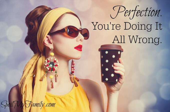 Unhealthy perfectionism isn't motivational! What good is perfectionism if it can't help you reach your goals? I love this idea of what to do instead. I'm going to work on this! www.themidlifemamas.com