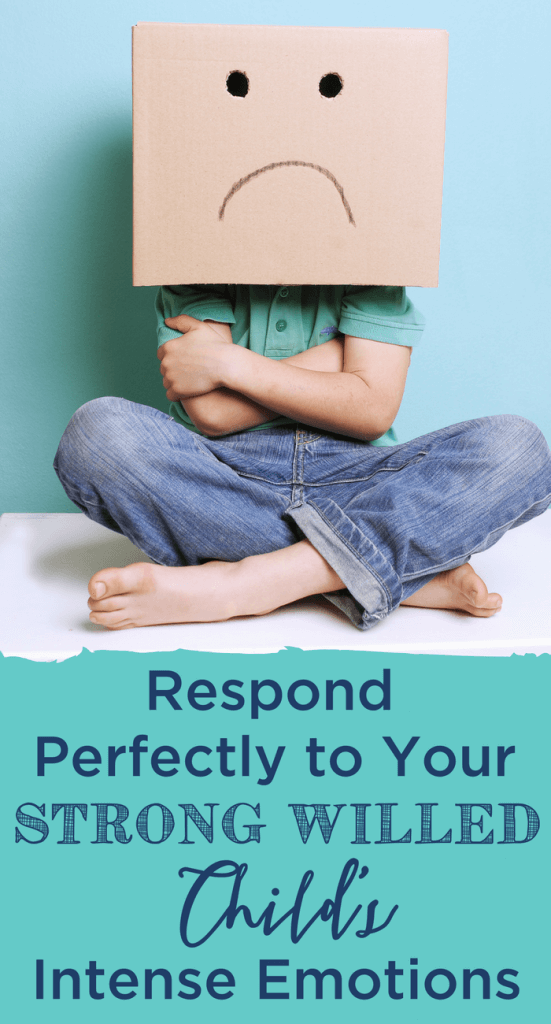 "I always wondered how to respond ""just right"" to my strong willed child. Now I know! www.themidlifemamas.com"