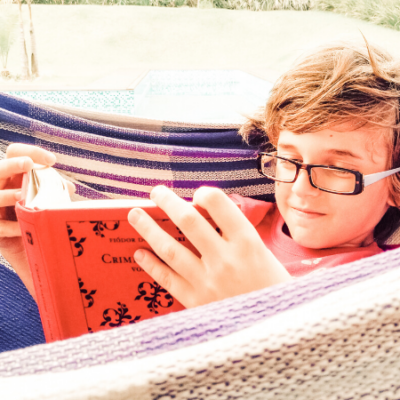 25 Enthralling Summer Books for Boys 8-12