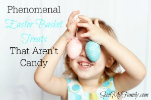 Last Minute Easter Basket Ideas That Aren't Candy