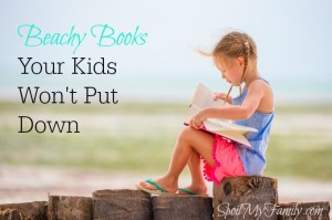 25 Beach Books for Children of All Ages