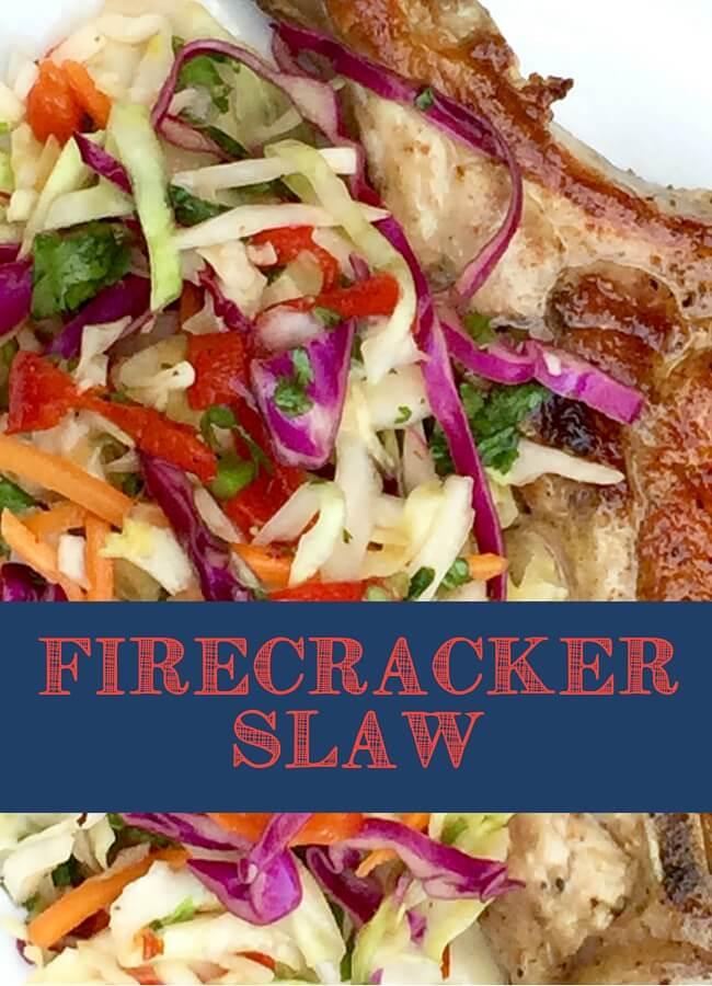 Firecracker Slaw