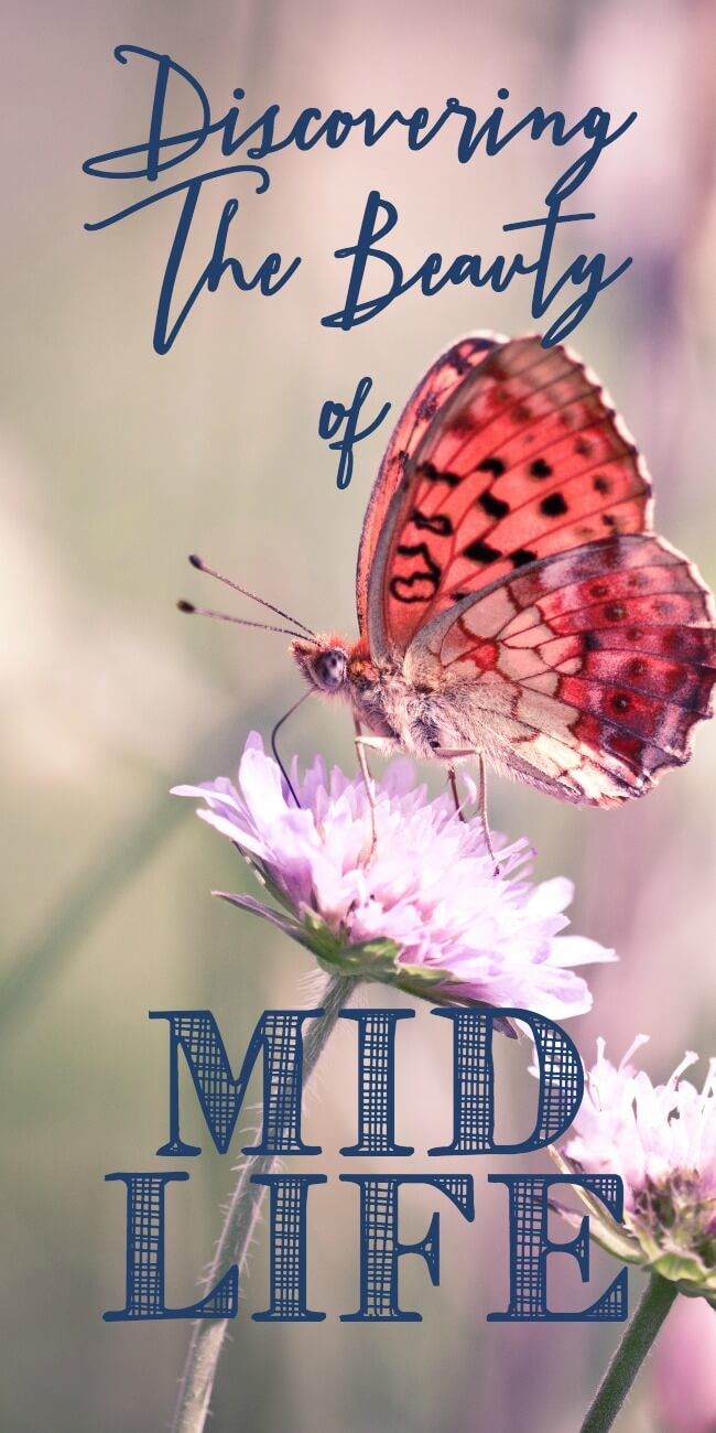 The beauty of midlife is that we can summon our courage to be vulnerable with those who have earned the right to see our vulnerability. Midlife isn't a crisis, it's a metamorphosis! www.spoilmyfamily.com