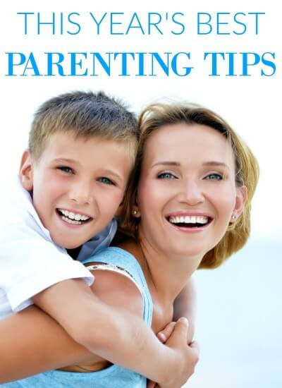 Best Parenting Tips of 2016
