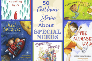 Reading childrens stories about special needs with your kids is a great way to spread understanding and to help children understand that those with different abilities have much more in common than they may think! www.themidlifemamas.com