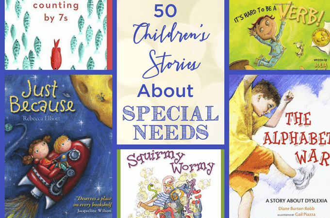 50 Uplifting Childrens Stories About Kids With Special Needs