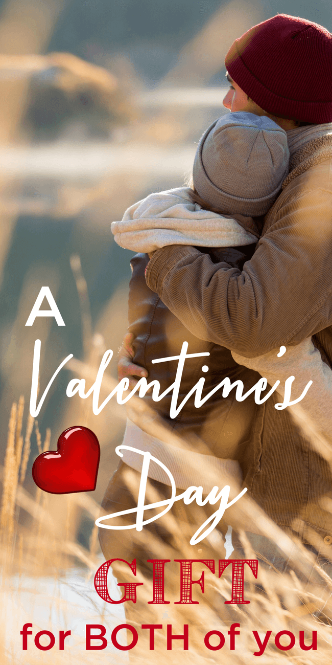 Ever wish you could easily tell him what the best gift for Valentines day is? Here's a sneaky little secret that will help you find the best gift for Valentine's Day - for him OR for her! www.themidlifemamas.com
