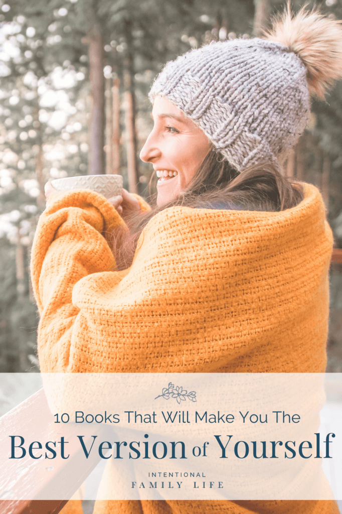 This is the best-ever list of self help books for moms and any woman who is looking for personal development, growth, and life changing motivation or words of encouragement for women specifically. From time to time, all of us need inspiration to keep going through marriage or divorce, depression or anxiety, or when we are simply learning to be who we authentically are. I love how each book shares – in its own way - genuine heartfelt words and ideas from women based on their personal experiences. # wordsofencouragementforwomen #wordsofencouragement www.intentionalfamilylife.com