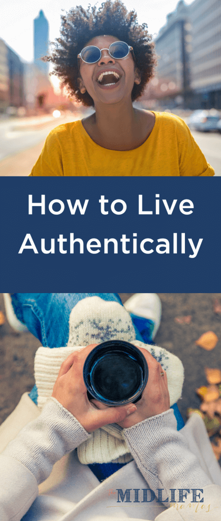 In midlife, you want to be yourself as authentically as possible. But it's not always that easy. These are terrific resources for becoming your best self. www.themidlifemamas.com