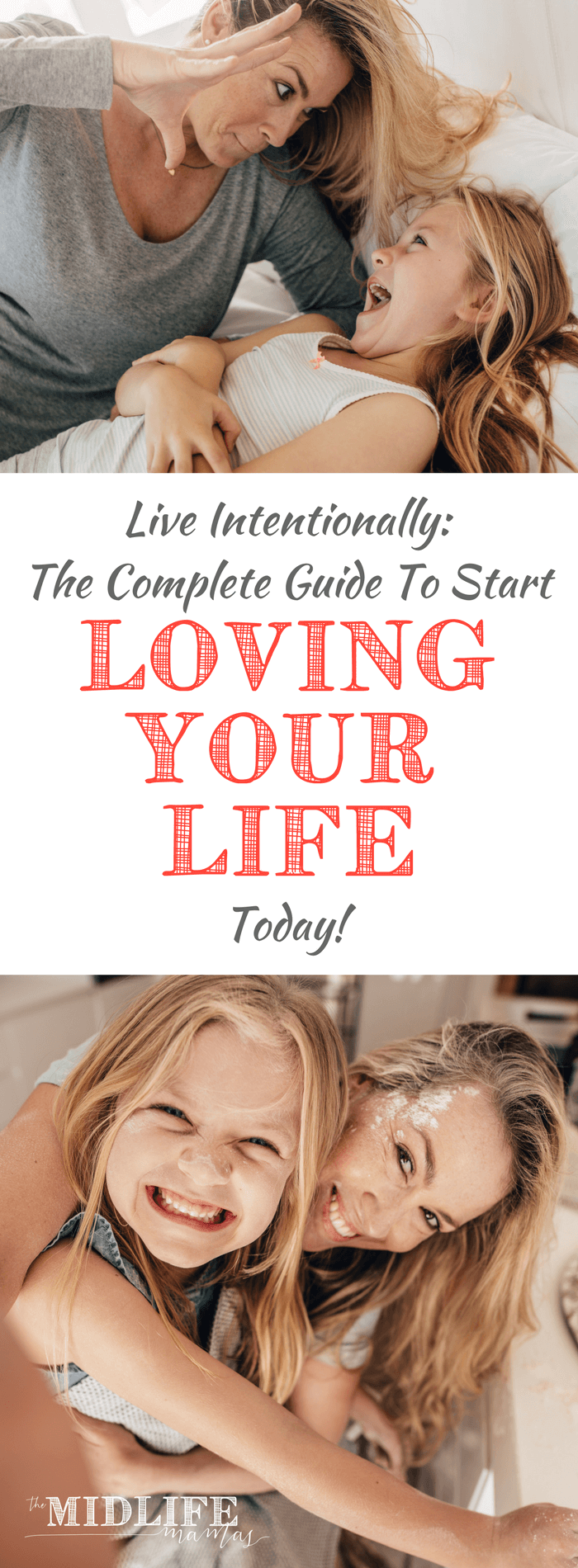 So many of us strive to be living with purpose. The simple wisdom found in living intentionally helps to calm the day to day chaos of a busy lives. There are terrific ideas, inspiration, and tips for women and families learning to live an intentional, mindful, and purposeful life. #intentional #simplelife www.themidlifemamas.com