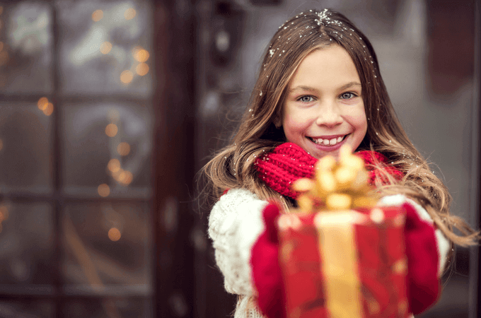 100+ Ideas For Teaching Children The True Joy of Christmas Giving
