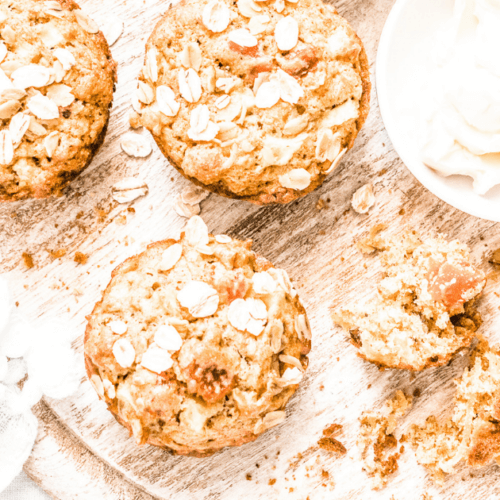 These Sweet Potato Muffins Are So Magical, They Have Their Own Fairytale
