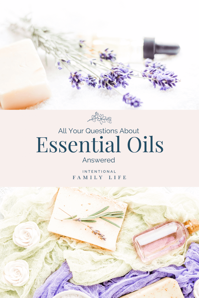 There are so many uses for essential oils throughout the day and at bedtime. #essentialoils #oileveryday www.intentionalfamillylife.com