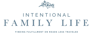 Intentional Family Life Logo