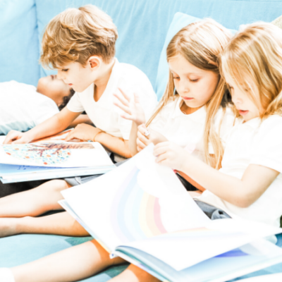 How To Cultivate a Fantastic Family Reading Habit